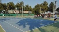 BARIŞ MANÇO - Milli Tenisçilerin İsmi Spor Kompleksine Verildi