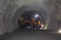OVİT TÜNELİ - Ovit Tüneli'nde Son 900 Metre