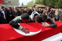 SAMI AYDıN - Şehit Jandarma Er Bulut Son Yolculuğuna Uğurlandı