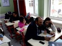 OKULLAR HAYAT OLSUN - Şiran'da 'Ailemle Okuyorum' Projesine Yoğun İlgi