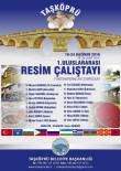 Taşköprü Belediyesi'nden Uluslararası Resim Çalıştayı