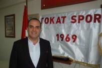 TOKATSPOR - Tokatspor Kulübü Başkanlığına Şadi İşeri Seçildi
