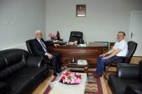 MURAT KOCA - Vali Murat Koca Veda Ziyaretlerine Başladı