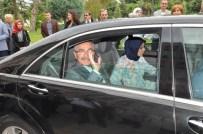 VEDA TÖRENİ - Vali Mustafa Yaman Balıkesir'e Veda Etti