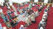 Burhaniye Öğretmenler Mahallesinde İkinci Cami İbadete Açıldı