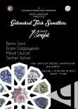 18 MART ÜNIVERSITESI - Çanakkale'de Geleneksel Türk Sanatları Sergisi