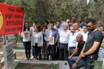 KIRMIZI GÜL - CHP'liler Karakaya'yı Mezarı Başında Andı