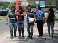 BANKAMATIK - Diyarbakır'da Bankamatik Faresi Yakalandı