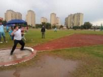 ATLANTIS - Down Sendromlu Milli Sporcu Başarıya Doymuyor