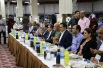 NİHAT ÇİFTÇİ - Gazi Ve Şehit Ailelerine İftar Yemeği Verildi