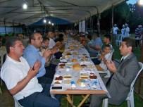 MUSTAFA PALA - Hassa'da İftar Çadırı Kuruldu