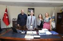 TURGAY ŞIRIN - Haytap'tan Başkan Şirin'e Teşekkür