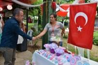 KADIN HAREKETİ - Konyaaltı Belediyesi Ramazan Kermesi Açıldı