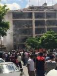 Midyat Emniyet Müdürlüğü'ne Bombalı Saldırı Açıklaması Yaralılar Var !