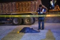 Milas'ta Balıkçıda Bıçaklı Kavga Açıklaması 1 Ölü