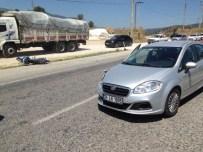 Milas'ta Trafik Kazası Açıklaması 1 Ölü