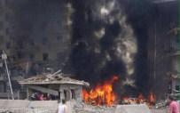 Nidyat'ta Bombalı Araçlı Saldırısı Açıklaması 1 Polis Şehit, 2 Vatandaş Öldü