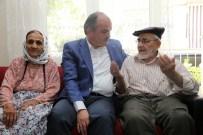EV TEMİZLİĞİ - Pamukkale Belediyesi, Yaşlı Ve Engellilere Kişisel Bakım Hizmeti Başlattı