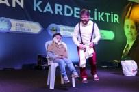 GÜRLEK - Ramazan Gecesi, Sohbet Ve İllüzyon Gösterisiyle Renklendi