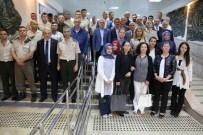 RİZE BELEDİYESİ - Rize Belediyesi Şehit Binbaşı Arslan Kulaksız'ı Unutmadı