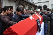 BÜYÜK BIRLIK PARTISI GENEL BAŞKANı - Şehit Polis Son Yolculuğuna Uğurlandı