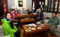 TURİZM FUARI - SERKA, Japon Ekoturizmcileri Ağırladı
