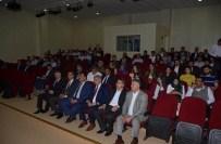 BOZLAK - Sivas Adliyesi'nde Uzlaştırma Bürosunun Yaptığı Çalışmalar Anlatıldı