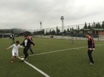 Trabzon'da Otistik Çocuklar Doyasıya Eğlendi
