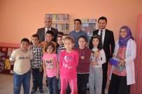 ELEKTRİK DAĞITIM ŞİRKETİ - UEDAŞ, Üçüncü Kütüphaneyi Orhaneli'ye Kurdu