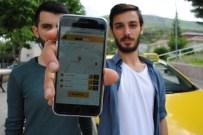 AHMET METE - Üniversitelilerden Mobil Taksi Çağırma Uygulaması
