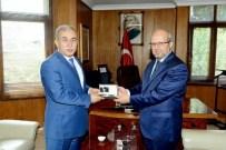MUSTAFA BÜYÜK - Adana Valisi İl Müftülüğüne Veda Ziyaretinde Bulundu