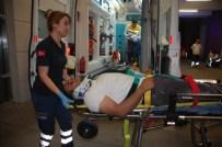 İSMAIL KAYA - Adıyaman'da Kaza Açıklaması 1'İ Ağır 3 Yaralı