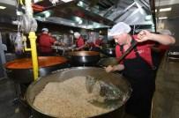 Ankar Büyükşehir'in İftar Yemekleri, EGO'nun Modern Mutfağından