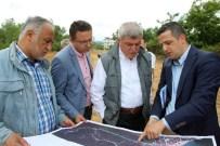 KANAL PROJESİ - Başkan Karaosmanoğlu, Kandıra'da Yatırımları İnceledi