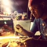 Bozcaada'da Cam Boncuk Kursu Açıldı