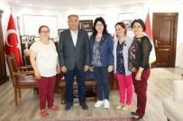 HANLı - CHP'li Kadınlardan Salman'a Ziyaret