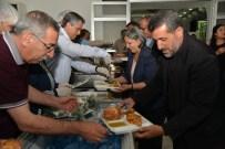 FıRAT ANLı - Eş Başkanlar Vatandaşlarla Birlikte Oruçlarını Açmaya Devam Ediyor