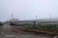 SOĞUK HAVA DALGASI - Gümüşhane'nin Yüksek Kesimlerine Haziran Ayında Kar Yağdı