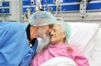 HÜSEYIN ÖZCAN - Hastane Koridorları Böyle Bir Aşk Görmedi