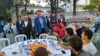 ÇEKMEKÖY BELEDİYESİ - İftar Sokakta, Yemekler Porselen Tabakta
