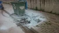 HANLı - İzmit'te Çöp Konteyneri Neronu Yakalandı