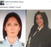 KADIN POLİS - Kadın şehitler için teröre lanet yağdı