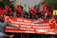 Midyat, PKK'ya Karşı Ayakta