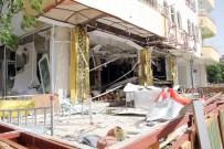Midyat'ta Saldırının İzleri Siliniyor