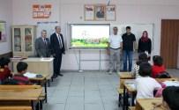 MUZAFFER ÇAKAR - Öğrencilere 'Sosyal Güvenlik Elçisi' Belgesi