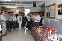 Pelitköy'de Anaokulu Sergisine Yoğun İlgi