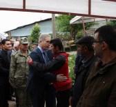 AHMET CAN PINAR - Sivas Valisi Gül, Şehit Ailesine Taziye Ziyaretinde Bulundu