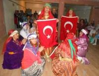 ENGELLİ BAKIM MERKEZİ - Türkmenlerden Engelli Bakım Merkezi'ne Ziyaret