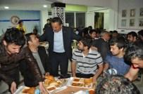 Tutal, 'İftar Çadırları Birlik Ve Beraberlik İçin Bir Fırsattır'