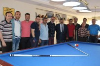 MAVI AY - Zonguldak'ın Kurtuluşu İçin Bilardo Şampiyonası Düzenlendi